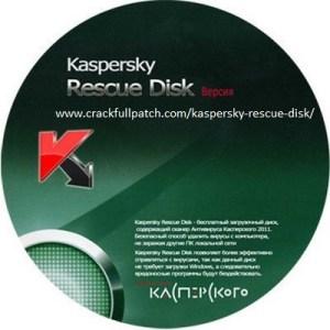 Kaspersky Rescue Disk 2018 18.0.11.0 Crack with keygen Free Download