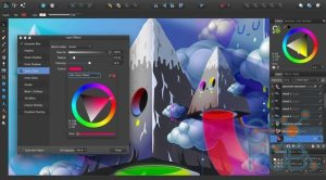 Serif Affinity Photo 1.7.0.209 Crack With License Key Full Free Download