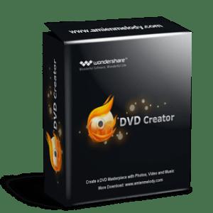 Wondershare DVD Creator 6.1.0 Crack With Serial Key Free Download