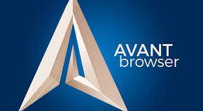 Avant Browser 2018 Build 1 Crack