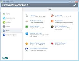 ESET NOD32 Antivirus 11.1.42.0 Crack