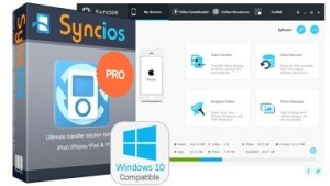 Anvsoft SynciOS Manager PRO 6.4.0 Crack
