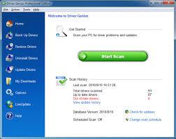 Driver Genius Professional 18.0.0.168 Crack