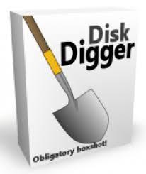 DiskDigger 1.20.6.2609 Crack