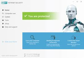 ESET Internet Security 12.0.31 Crack