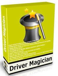 Driver Magician v5.21 Crack