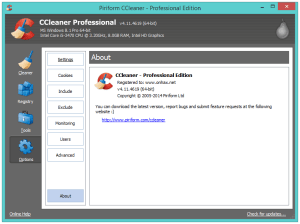 CCleaner Pro Crack 5.55.7108 with Serial Key