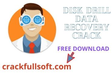Disk Drill Data Recovery Crack