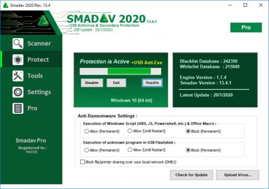 Smadav-license-key