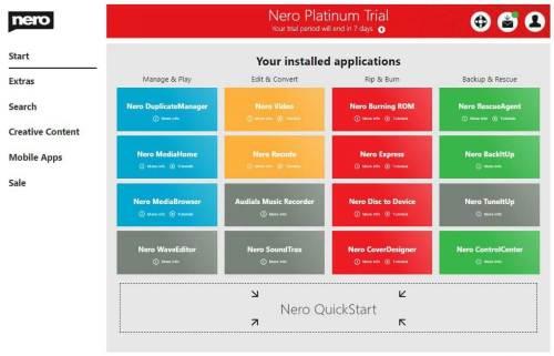 Nero Platinum Suite 2022 Crack