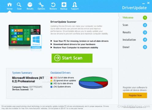 SlimWare DriverUpdate Crack 5.8.19.60 + Free Download [Latest Version]