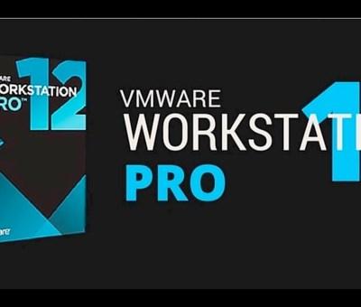 VMware Workstation 12 Crack