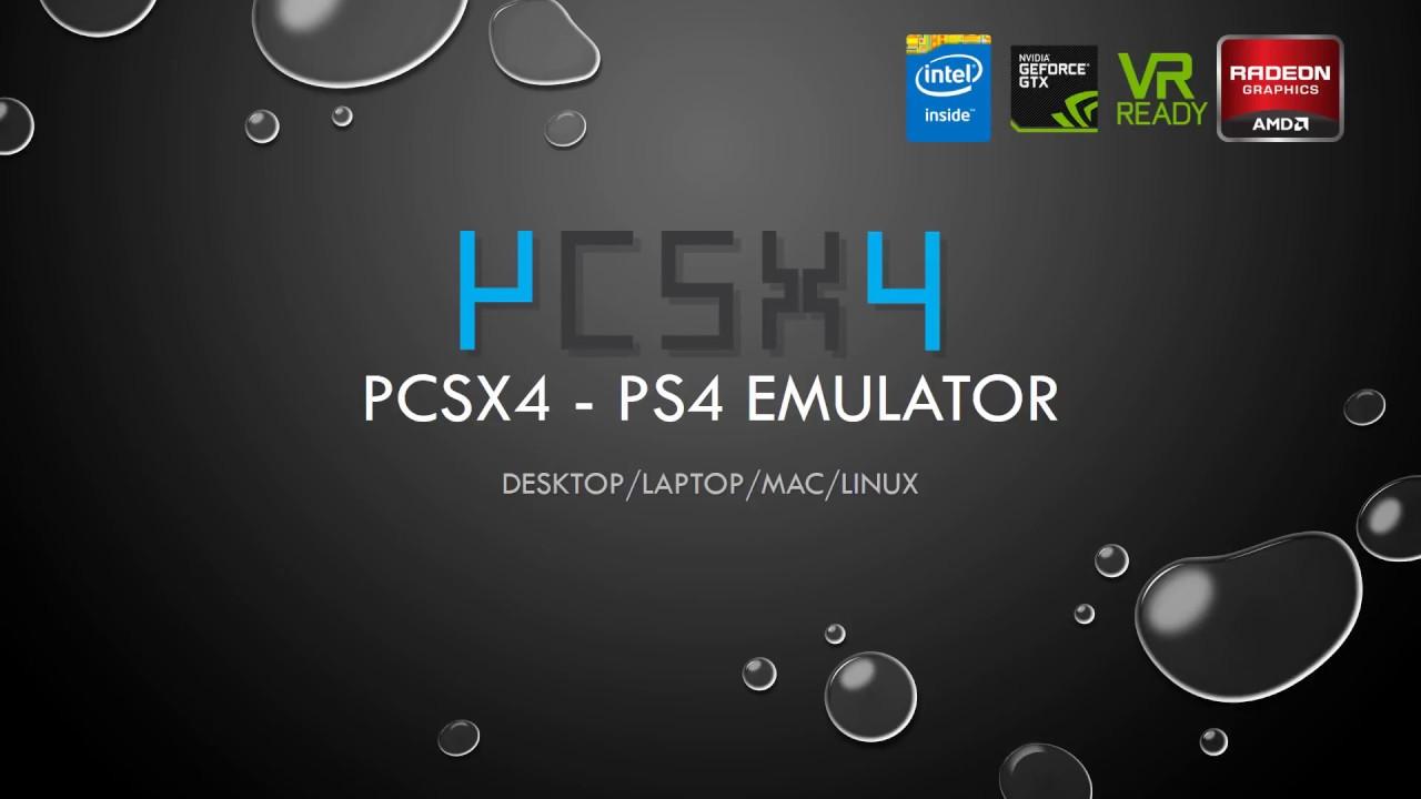Pcsx4 Emulator With Bios Plus Roms Download 4 PC [Portable