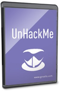 UnHackMe 8.50 Crack Build 550 Registration Code