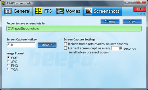 Fraps 3.5.99 Crack Full VErsion Free