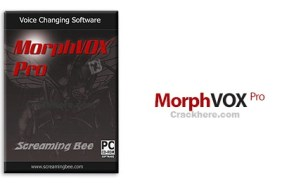 MorphVOX Pro Crack + Key Free