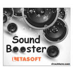Sound Booster 1.10 Crack Full Keygen