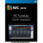 AVG PC TuneUp 16.77.3.23060 Crack Full Free Key 2018