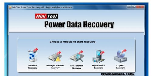 MiniTool Power Data Recovery 8.6 Crack +Patch+ Keygen with Serial Key [2019]