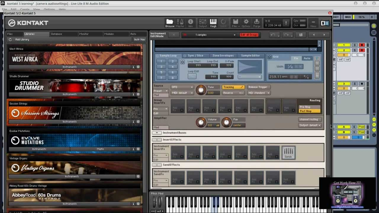 kontakt keygen free download
