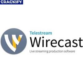 Wirecast Pro 12.0.1 Crack Free Download