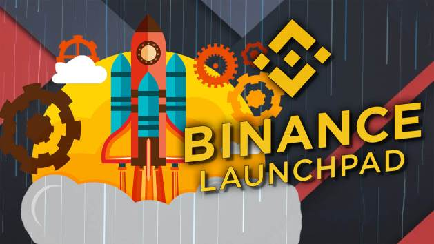 binance-launchpad-from-startup-graphic