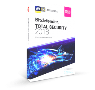 Bitdefender Total Security 2018 Key