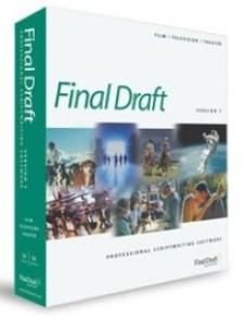 Final Draft Crack