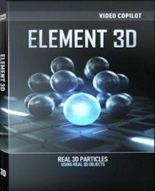 Element 3D Crack