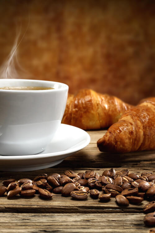 Cafetiere coffee, our Kenyan coffee blend is perfect start to the day