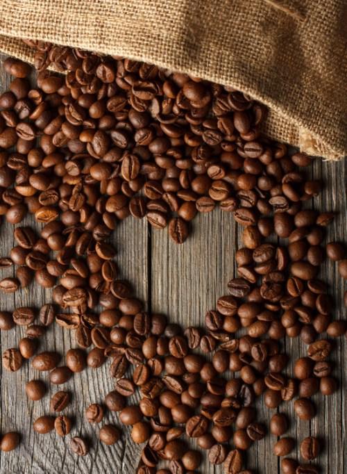 Our original coffee blend