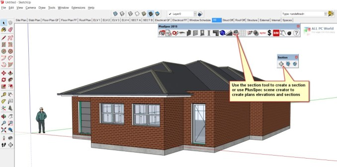 SketchUp Pro 2019 v19.1 Full Crack License Key [Mac/Win]