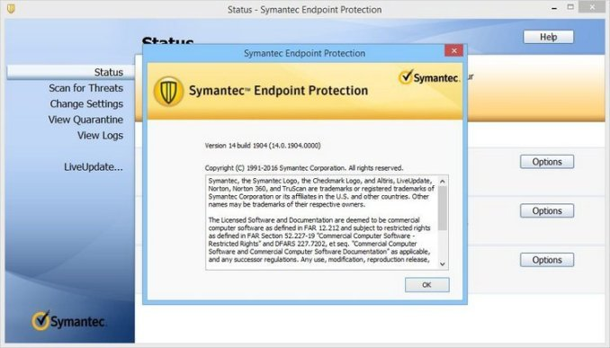 Symantec Endpoint Protection 14.2.3332.1000 Crack Free Download