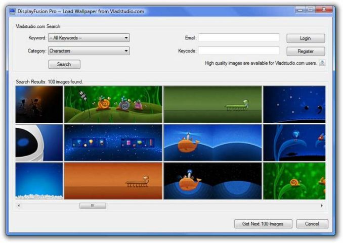 DisplayFusion Pro 9 Serial Key Full Version