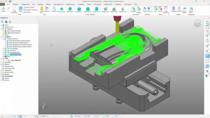 Autodesk Powermill Ultimate 2020 License Key Free Download