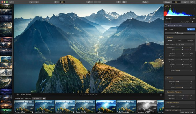 Luminar 3 incl Activation Key Full Version