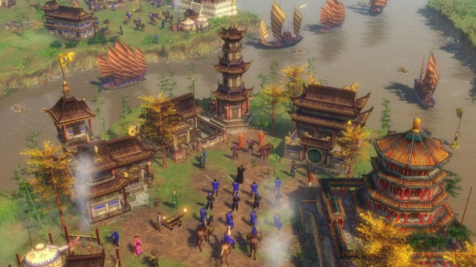 Age of Empires III Crack Full Version [Latest]