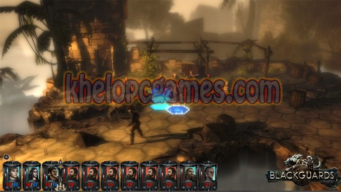Blackguards Deluxe Edition Free Download (Inclu ALL DLC) (complete)