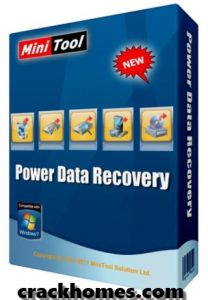MiniTool Power Data Recovery 8.1 Crack + Keygen with Serial Key [ Latest ]