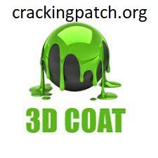 3D Coat Crack 4.9.74 + License Key Free Download 2021