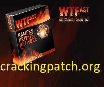 WTFAST Crack 5.2.1 + License Key Free Download 2021