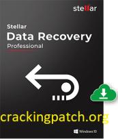 Stellar Windows Data Recovery Crack