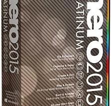 nero platinum 2015 serial