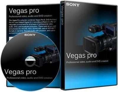 SONY Vegas Pro 13.0 Build 428