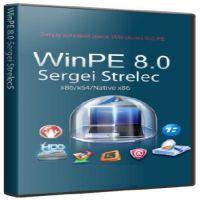 WinPE8.0 x86 WinPE10 Sergei Strelec x64