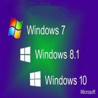 Windows 7 8.1 10