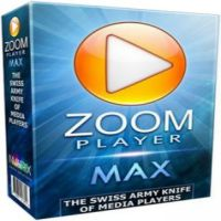 Zoom Player MAX 12.1 Build 1210