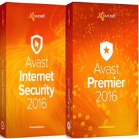 Avast! Internet Security & Premier 2016 12.2.3126