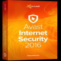 Avast Internet Security 2016 Build 11.1.2245