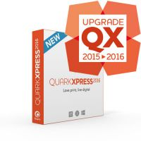 QuarkXPress 2016 12.1